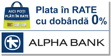 Rate fara Dobanda - Alpha Bank